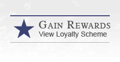 Gain Rewards with our Loyalty Scheme
