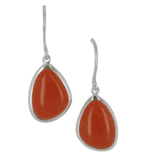 Cornelian Cherry Earrings