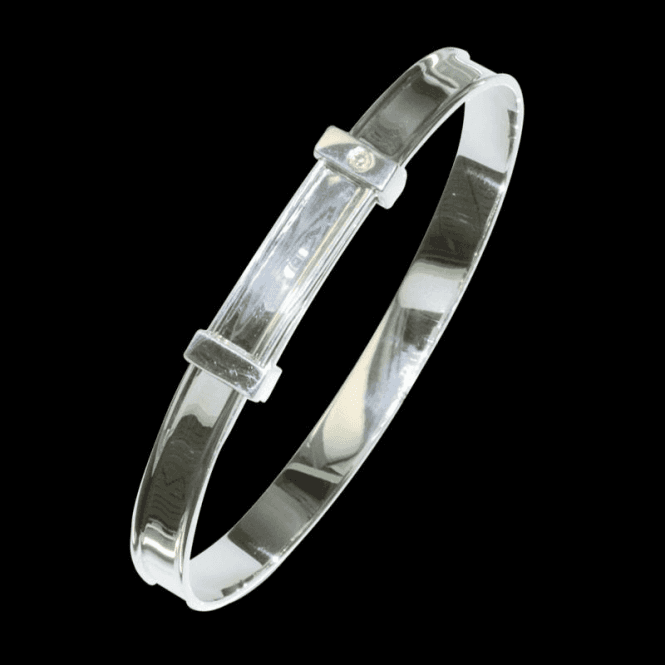Diamond Bangle for a Boy or Girl