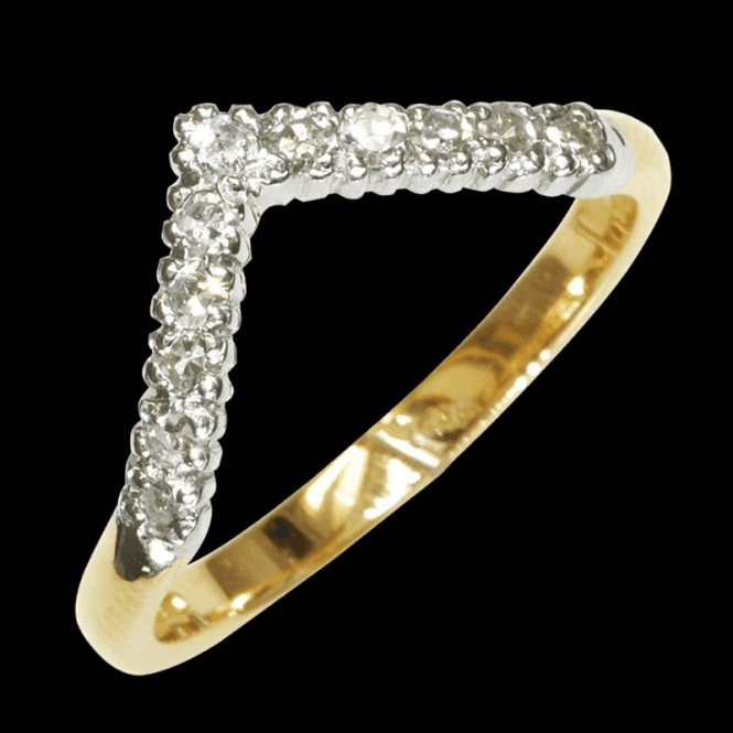 Ring 9ct X005 Diamond