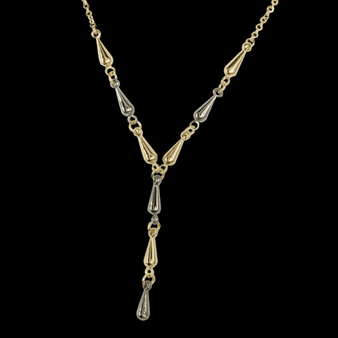 Ladies Shipton and Co 9ct Yellow Gold Necklace TAR321NS