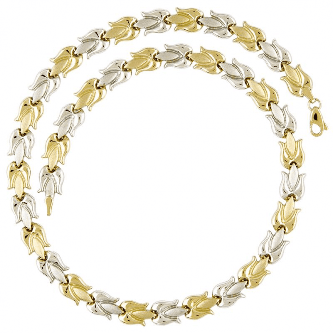 Shipton and Co Ladies Shipton and Co 9ct Yellow Gold Necklace