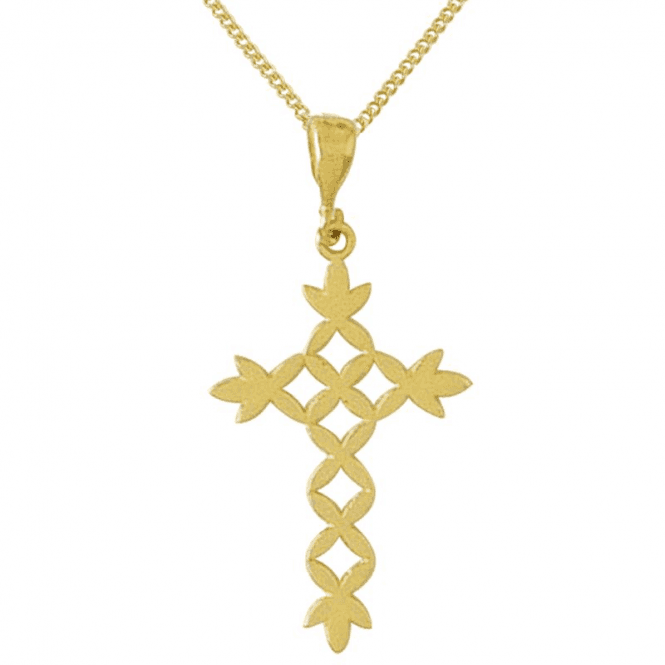 Shipton and Co Ladies Shipton and Co Exclusive 9ct Yellow Gold Pendant including a 20 9ct Yellow Gold Chain TAR452NS