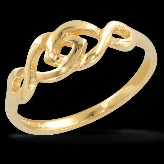The Poet's Ring in 9ct Gold