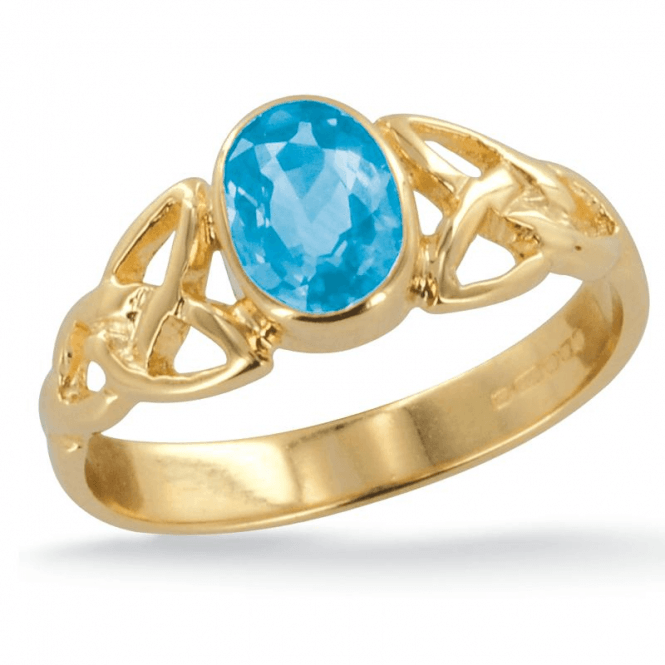 November Precious Gemstones Ring