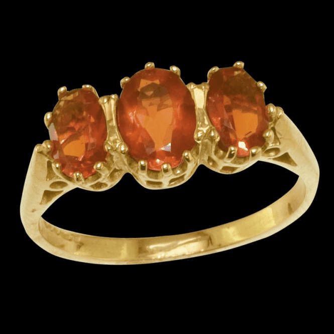 Shipton and Co Passionata Fire Opal Ring Exclusively from Shipton & Co.