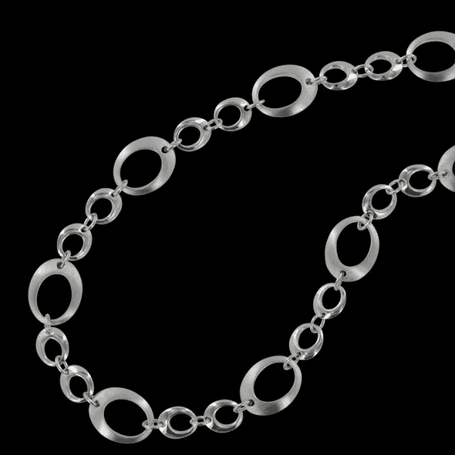 Shipton and Co Ladies Shipton and Co Exclusive Silver Necklace NQP005NS