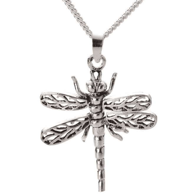 "Shipton and Co Ladies Shipton and Co Exclusive Silver Pendant including a 16"" Silver Chain TDA019NS"