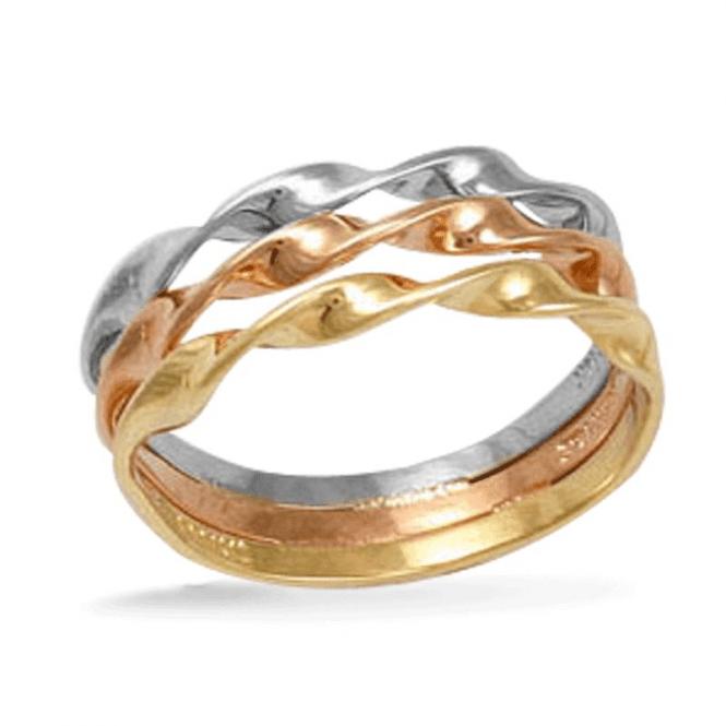 Shipton and Co Triple Twists of Tonal Gold
