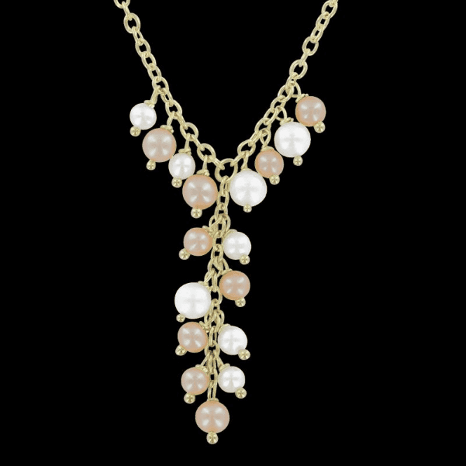 Ladies Shipton and Co Exclusive 9ct Yellow Gold and Freshwater Pearls Necklace TFI478FP