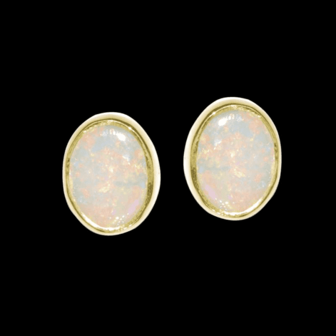 Shipton and Co Earring 9ct 1172 Opal
