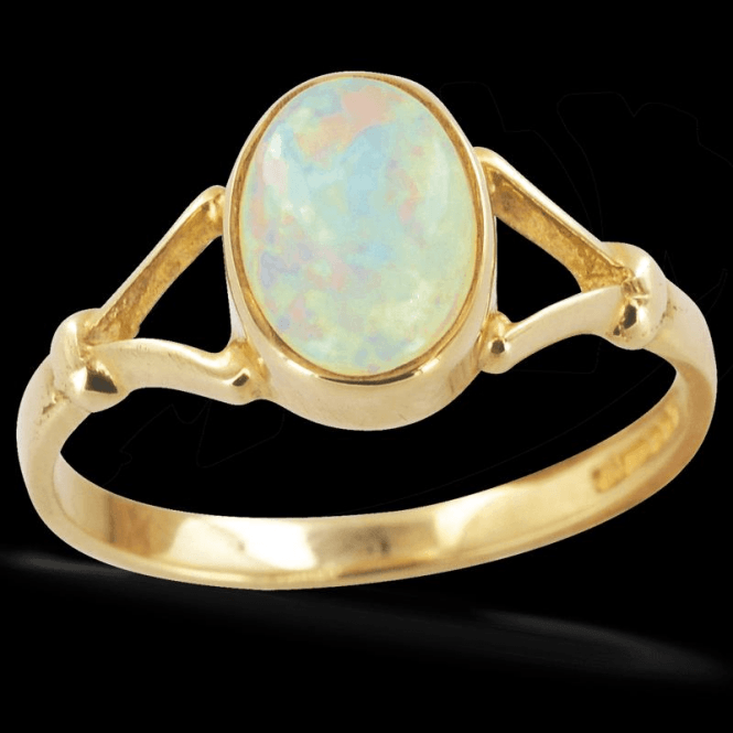 Opal Ring - Part of our Opal Purity Collection