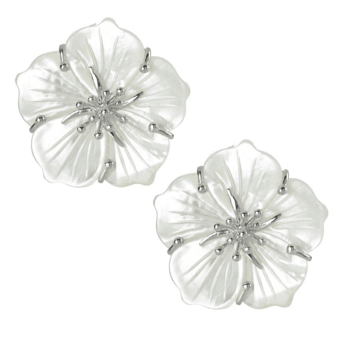 Anemone Stud Earrings