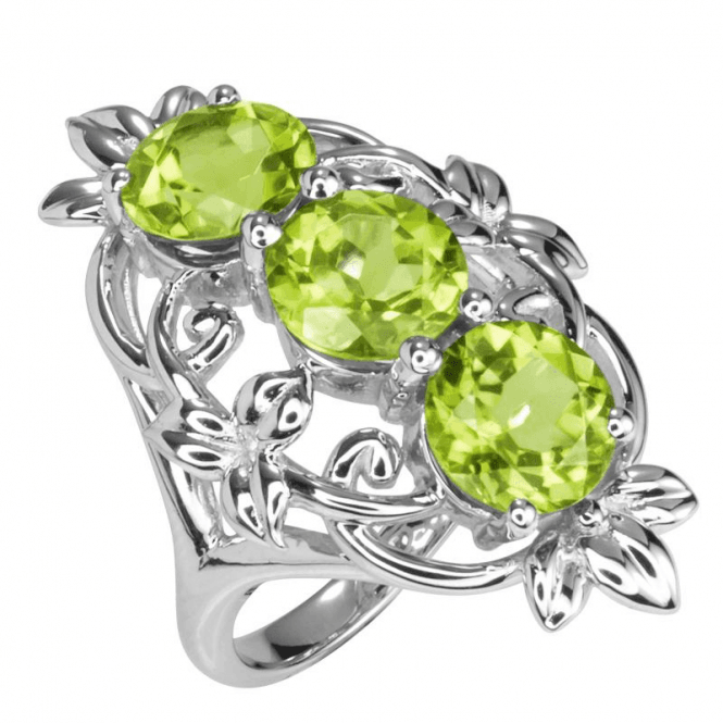 Shipton and Co Victorian Inspired Peridot