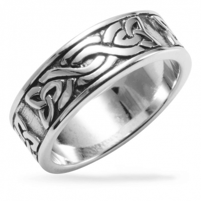 Shipton and Co Ladies Shipton and Co Silver Ring TPE035NS