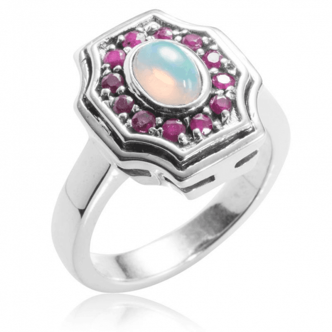 Shipton and Co Archive Opals & Rubies
