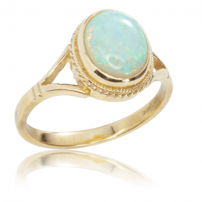 The Regency Opal Ring