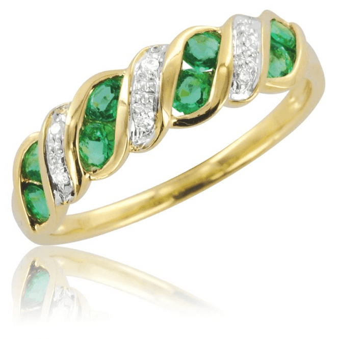 The Emerald Recollections Ring