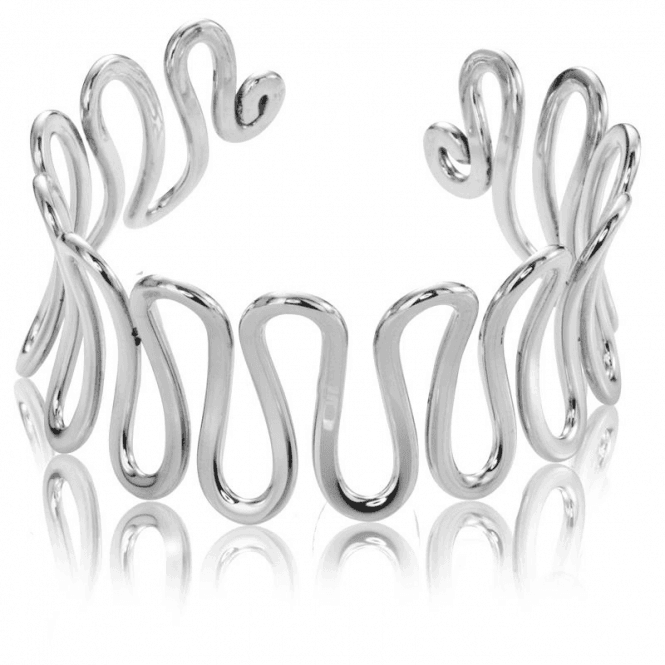 Shipton and Co Wave Forever Bangle