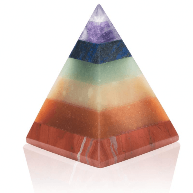 Pyramid of Precious Gems