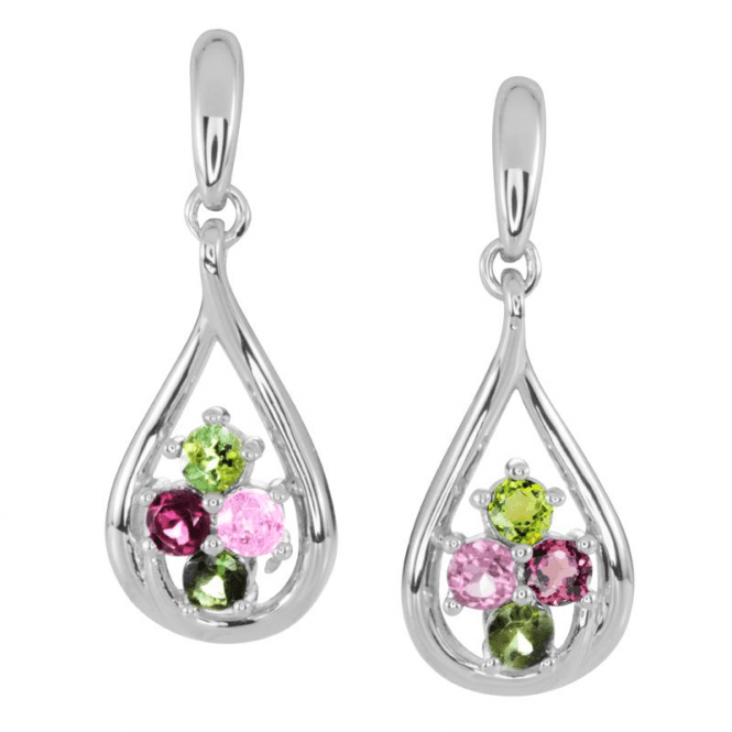 Ladies Shipton and Co Silver and Tourmaline TFE105TT