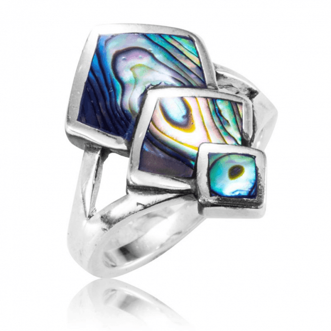Ring to Match all your Favourite Paua Pieces