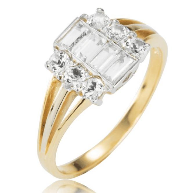 Abundant Ring Displays 1.3cts of Matara's Perfection