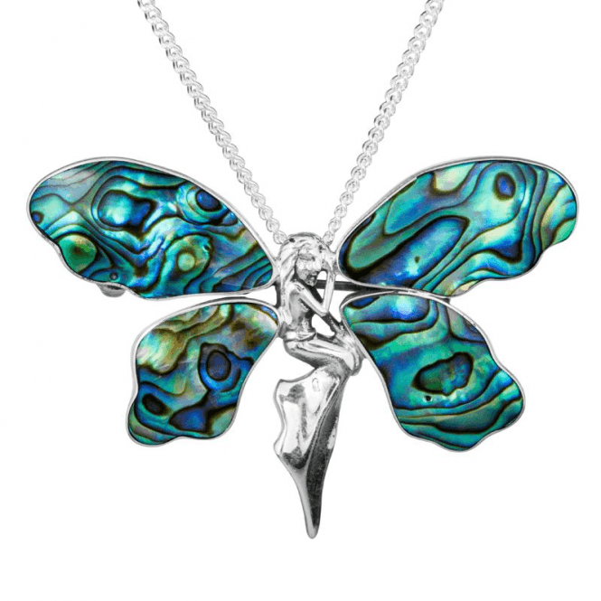 Art Nouveau Sea Fairy to Wear Two Ways