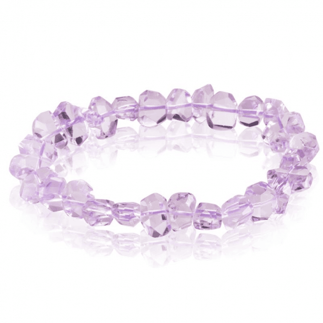 105cts of Pink Amethyst Suffused with Sparkling Light