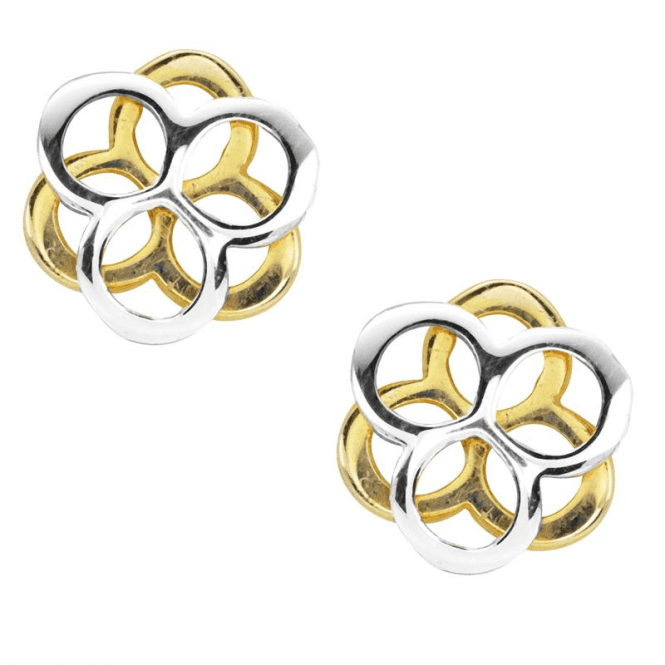 Celtic Legend in 9ct Yellow & White Gold