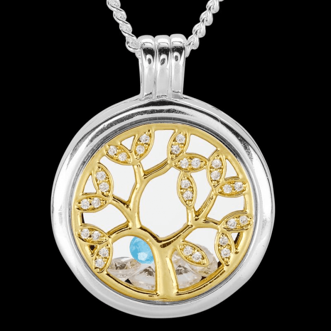 Shipton and Co Celebrate Life with a Birthstone Pendant