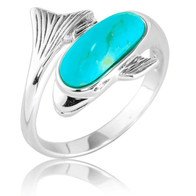 A Dolphin Love Affair with Beautiful Turquoise