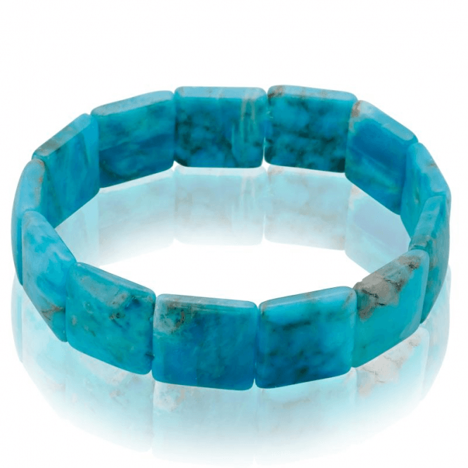 Marina Stretch Bracelet with 165cts of Apatite