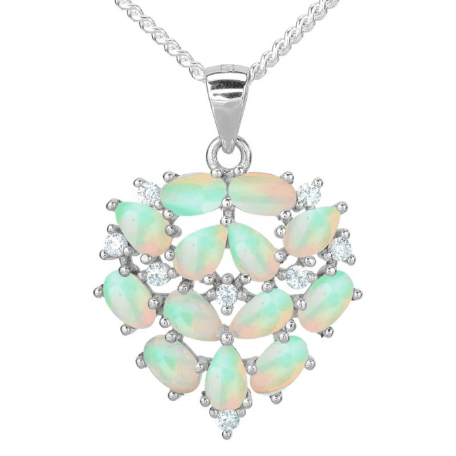 Warm your Heart with 23/4cts of Iridescent Opal