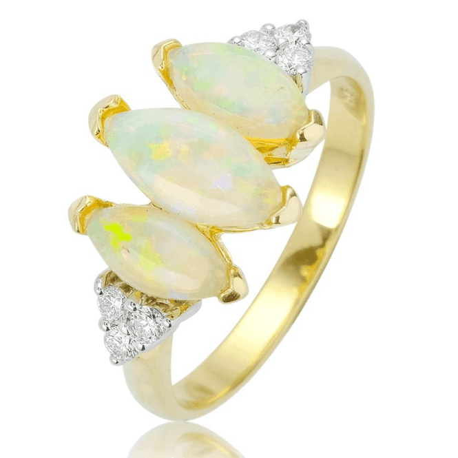 Shipton and Co ½ct of Perfectly  Matched Australian Opals