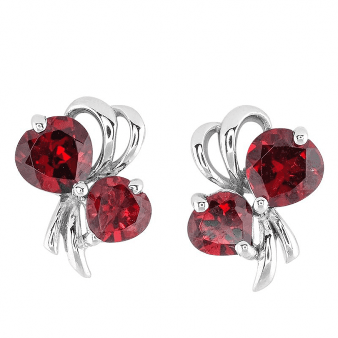 Ribboned Garnets
