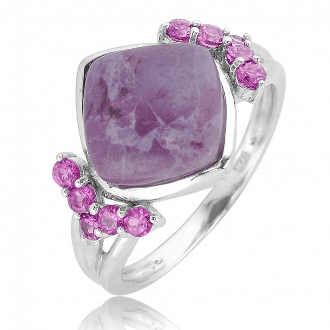 2½cts of Pink Perfection in Enthralling Gems