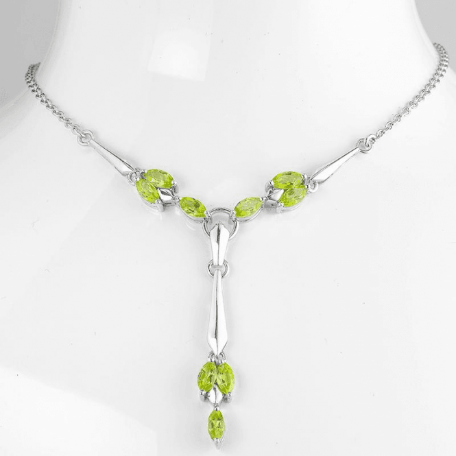 2¾cts of Romantic Marquise Peridot