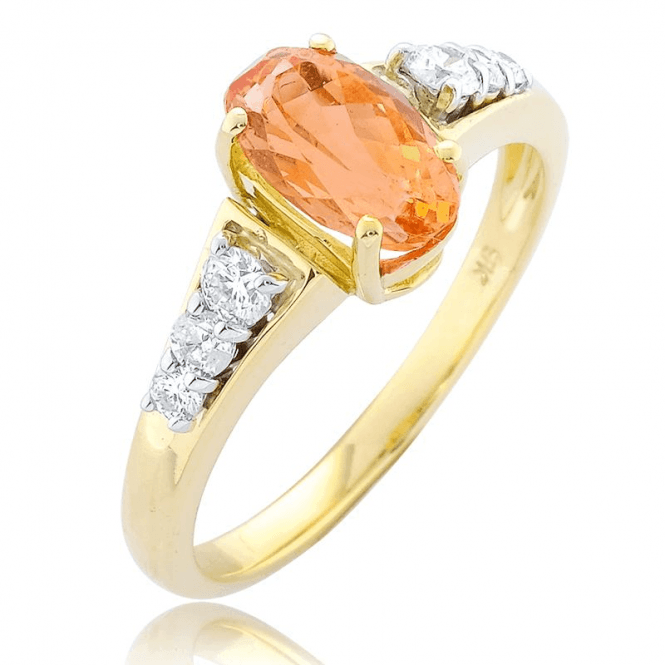 Fire-Bright, Festive & Fabulous 1½cts of Precious Topaz