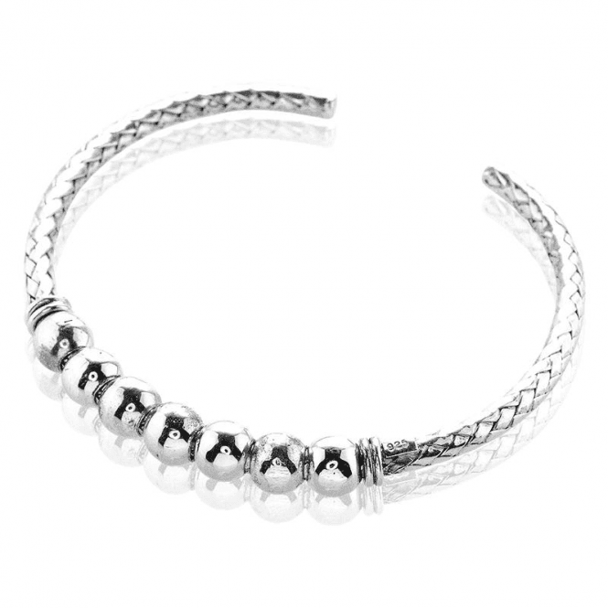 Rotating Cuff Bangle Soothes & Calms