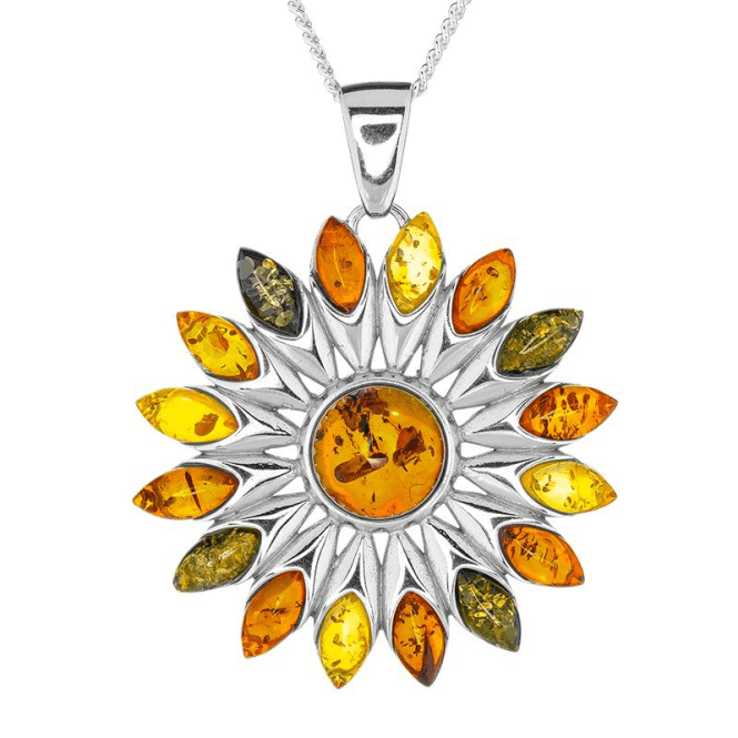 Conjure up Sunshine with 3 Shades of Amber