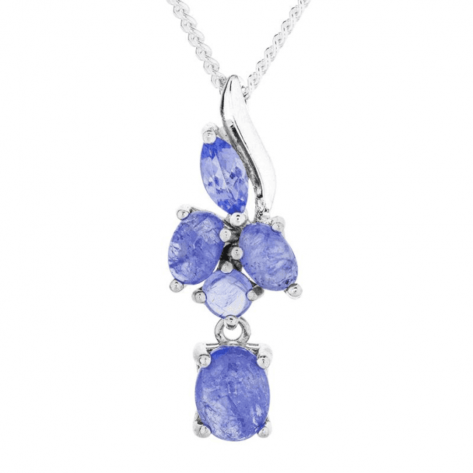 2½cts Pendant of Sparkling Tanzanite for Only £55