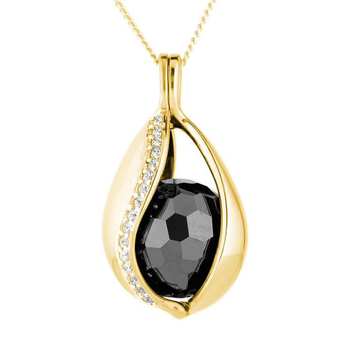 The Mystery of the Faceted Onyx Rolling Ball
