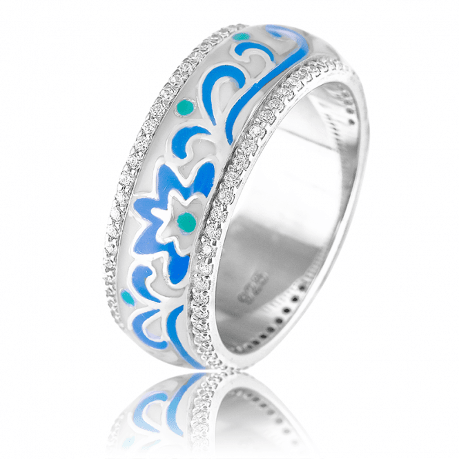 Arts & Crafts Full Eternity Ring Only £45