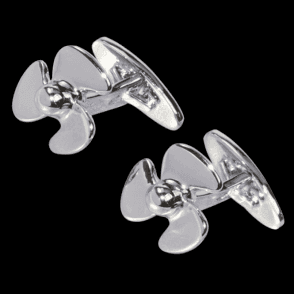 Shipton and Co Silver Cufflinks UQP022NS