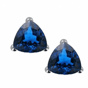 London Blue Topaz Trillion