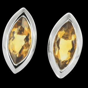 Ladies Shipton and Co Exclusive Silver and Citrine  EQA017CI