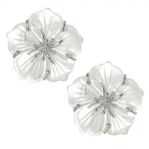 Anemone Stud Earrings
