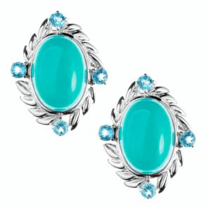 Laurel Wreath Earrings