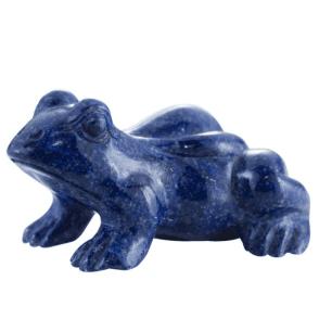 Lapis Lazuli Frog